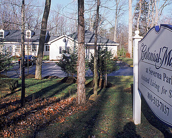 Colonial Manor Homes